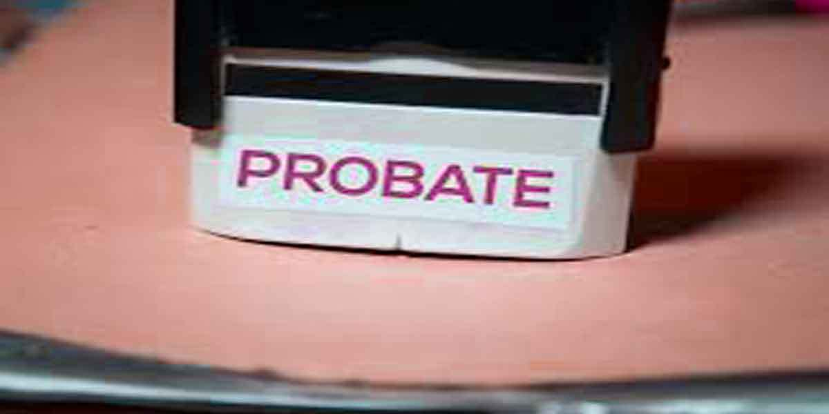 The Mysteries of Probate Revealed