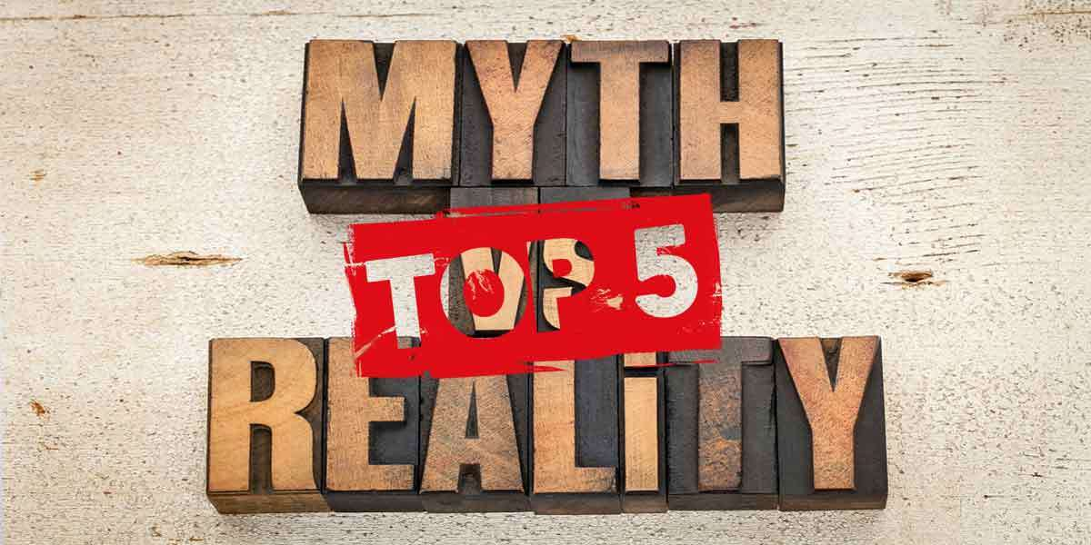 Top 5 Myths Debunked; Estate Planning