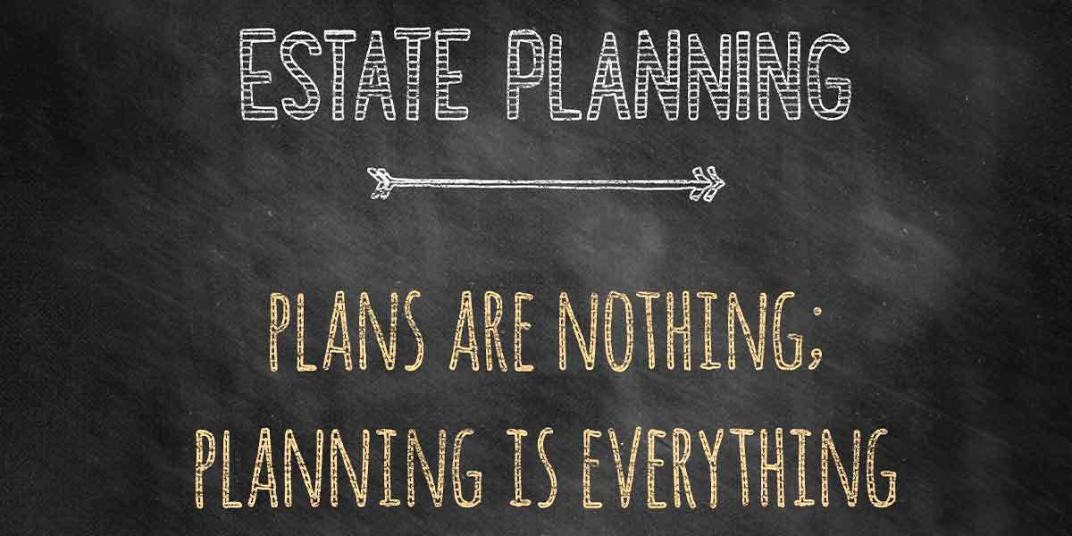 Myths about estate planning with reasons