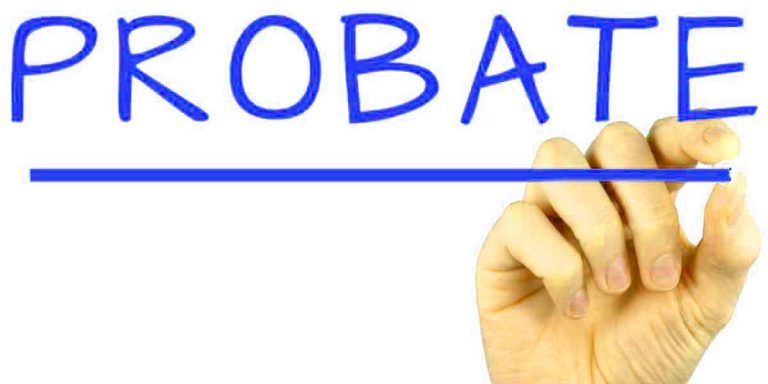 How does joint tenancy help in avoiding probate