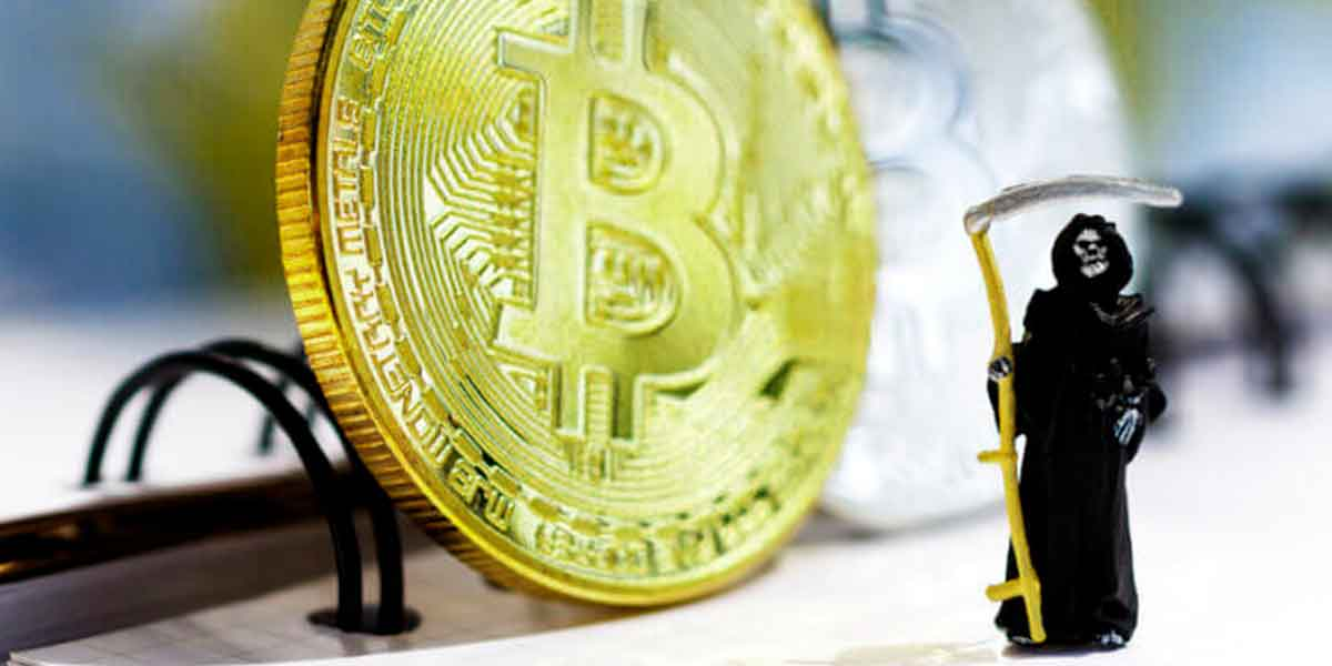 Bitcoin Estate Planning. What Happen to your Cryptocurrency Holdings after you die
